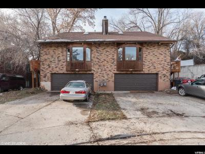 Provo Multi Family Home For Sale: 1983 N 700 W