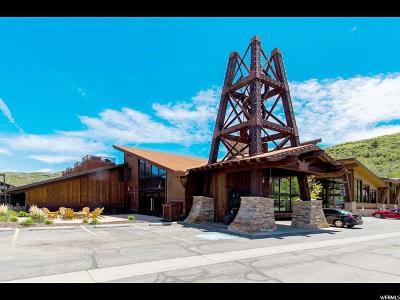 Park City Condo For Sale: 2015 Prospector Ave #122