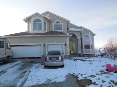 Grantsville Single Family Home For Sale: 1072 Davenport Dr