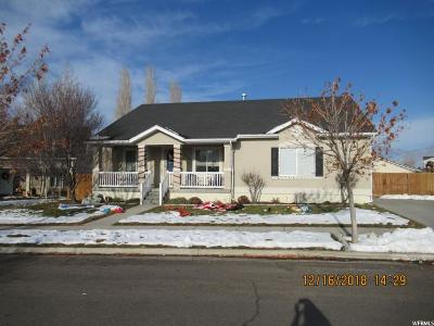 Tooele Single Family Home For Sale: 326 W Durocher