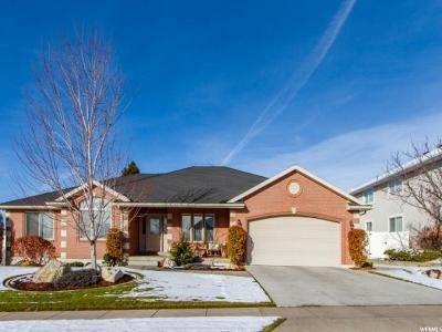 Centerville Single Family Home Under Contract: 158 W 1300 N