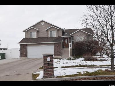 Nibley Single Family Home For Sale: 1429 W Crimson Dr