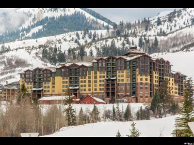 Park City Condo For Sale: 3855 N Grand Summit Dr #610