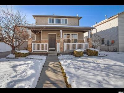 Tooele Single Family Home For Sale: 1789 N 40 E