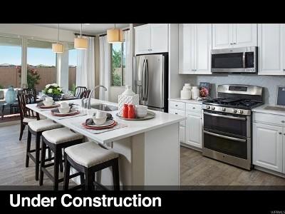 Springville Single Family Home For Sale: 1088 S 700 W #46