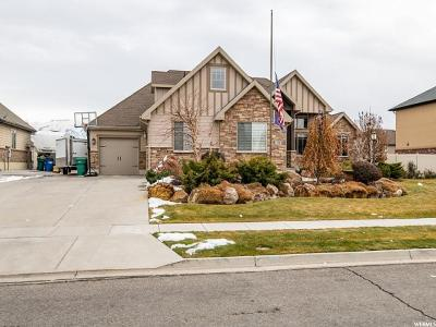 Layton Single Family Home For Sale: 450 N 3600 W
