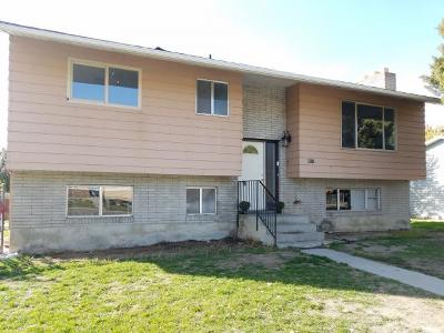Orem Single Family Home For Sale: 1115 N 950 W