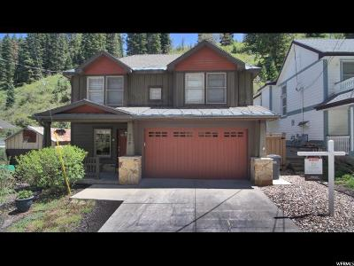 Park City Single Family Home For Sale: 325 Daly Ave