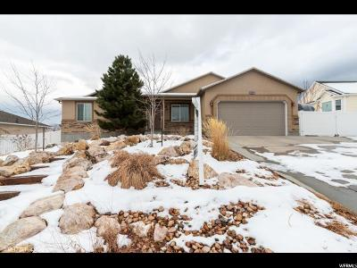 Tooele Single Family Home For Sale: 387 S 800 E