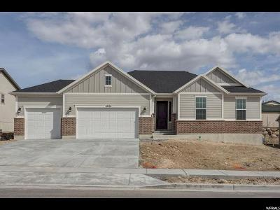 West Jordan Single Family Home For Sale: 6836 W Highline Park Dr