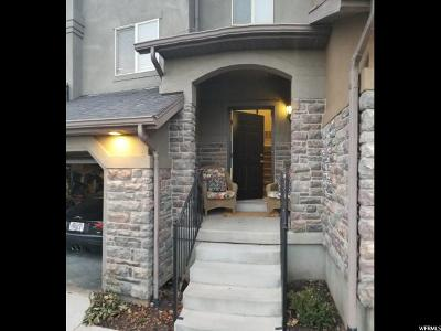 Townhouse For Sale: 3826 W Morgan Blvd