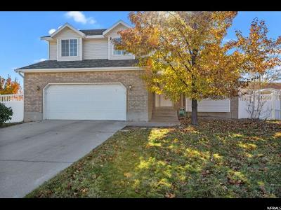 West Jordan Single Family Home For Sale: 4477 W 8790 S