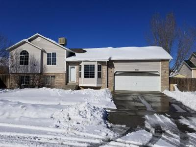 West Valley City Single Family Home For Sale: 6186 W Rock Spring Ln S