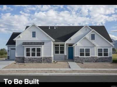 Eagle Mountain Single Family Home For Sale: 1384 E Abigail Ln #307