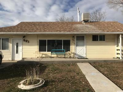 Orem Single Family Home For Sale: 521 N 600 W