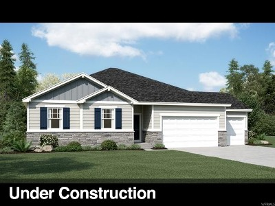 Layton Single Family Home Under Contract: 3336 W 650 N #123