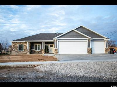 Centerfield Single Family Home For Sale: 120 W 200 S