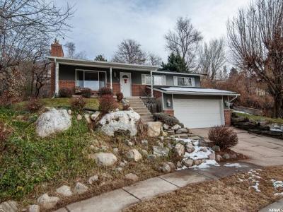 Davis County Single Family Home For Sale: 338 E 700 S