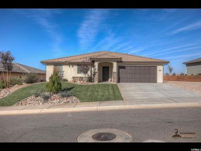 Single Family Home For Sale: 5962 Desert Crest Dr