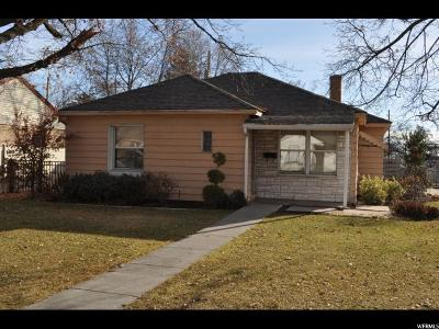 Single Family Home For Sale: 506 E King St