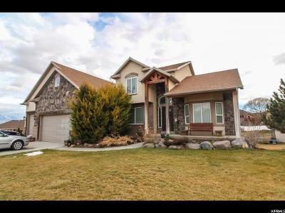 Herriman Single Family Home For Sale: 5932 W Bella Rosa Cv