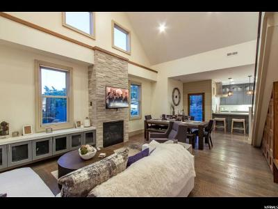 Park City Single Family Home For Sale: 81 King Rd