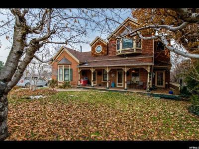 Farmington Single Family Home For Sale: 392 S 200 E
