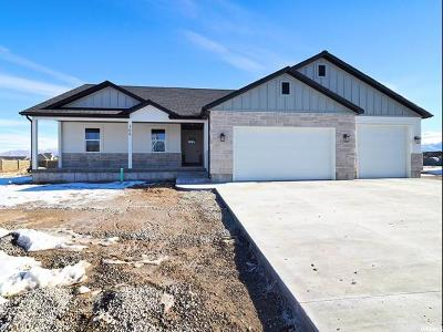 Grantsville Single Family Home For Sale: 309 S Carriage Ln