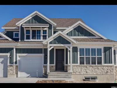 West Jordan Single Family Home For Sale: 7513 S 5810 W