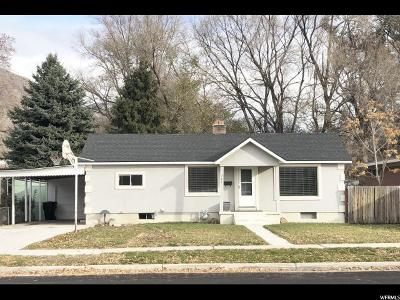 Springville Single Family Home For Sale: 365 S 800 E