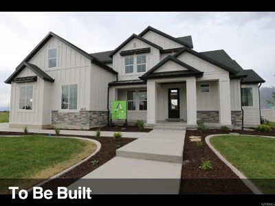 Mapleton Single Family Home For Sale: 1447 S 1300 W #15