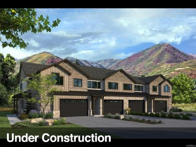 Wasatch County Condo For Sale: 1137 N 520 W #44