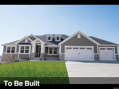 Mapleton Single Family Home For Sale: 731 N 550 W #4