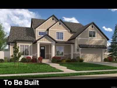 Mapleton Single Family Home For Sale: 635 N 550 W #7