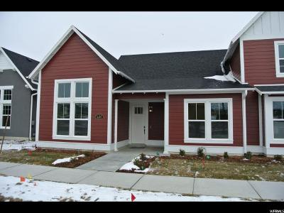 South Jordan Single Family Home For Sale: 11497 S Holly Springs Dr W #130
