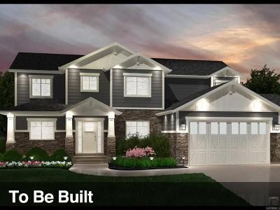 Bluffdale Single Family Home For Sale: 1087 W Sebal Ln W