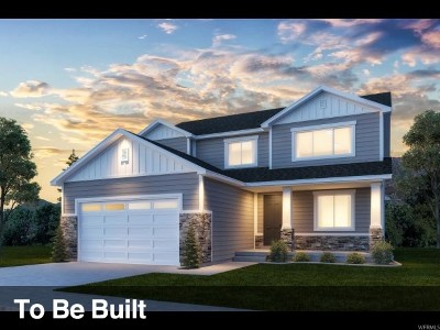 Bluffdale Single Family Home Under Contract: 1079 W Sebal Ln S
