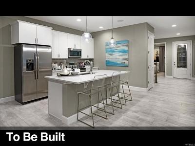 Springville Single Family Home For Sale: 846 S 1075 W #115