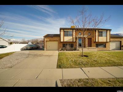 Kaysville Single Family Home For Sale: 734 N 350 W