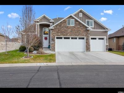 South Jordan Single Family Home For Sale: 10913 Dune Grass Dr