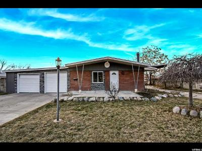 Kaysville Single Family Home For Sale: 326 S 250 W