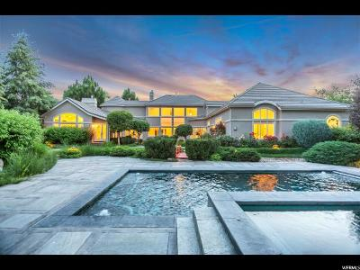 Provo Single Family Home For Sale: 3314 N Cottonwood Ln W