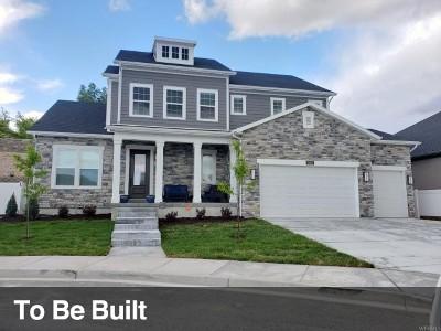 Draper Single Family Home For Sale: 869 E Deer Vista Ct #411