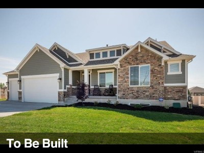 Weber County Single Family Home For Sale: 2453 N 3000 W #24