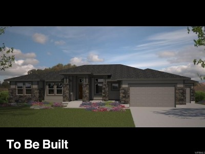 Weber County Single Family Home For Sale: 2582 W 3900 N #108
