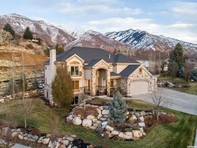 Ogden Single Family Home Under Contract: 1590 E Lakeview Way