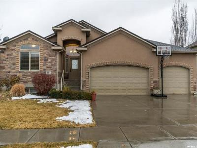 Layton Single Family Home For Sale: 768 S 700 W