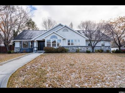 Pleasant Grove Single Family Home For Sale: 2028 N 820 W