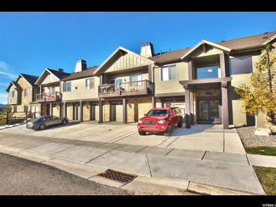 Wasatch County Condo For Sale: 14275 Buck Horn Trl N #P