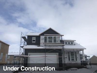 Tooele Single Family Home For Sale: 296 W Sapphire Dr #4004